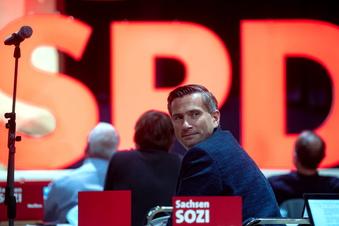 SPD: Dulig vertagt seine Abschiedsrede