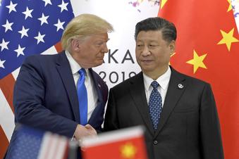 Trump mischt sich in Hongkong-Krise ein