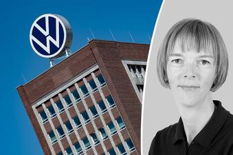 Herbe Niederlage für VW