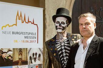 Der Tod auf der Albrechtsburg