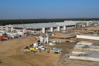 Neue Probleme für Teslas Gigafactory in Grünheide