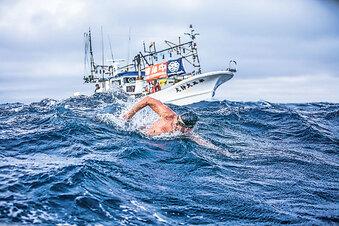 Der Mann, der durch die sieben Meerengen schwamm