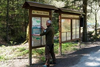 Nationalpark gibt Orientierungshilfe