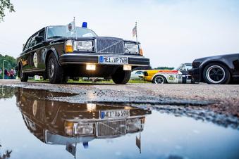 Honeckers Volvo und der Privatdetektiv