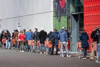 Handel fordert: Einkaufszentren öffnen