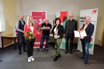 Teigwaren-Betriebsrat ausgezeichnet