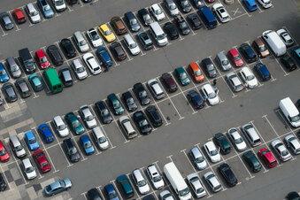 Mehr Parkplätze am Bahnhof Klotzsche