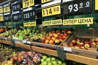 Putin verlängert Lebensmittelembargo