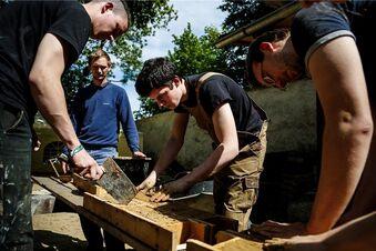 Görlitzer Jugendbauhütte im Aufwind