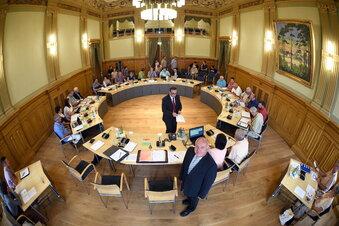 Stadtrat tagt letztmals in 2020