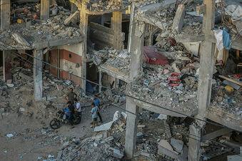 Palästinensergebiet: UN untersucht Gewalt