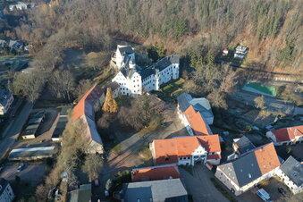 Schloss Lauenstein erreicht Etappenziel