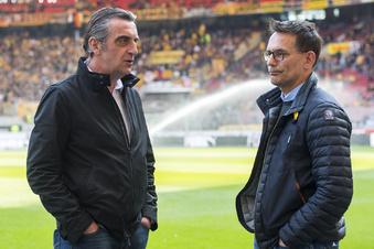 Warum Dynamo einen dritten Geschäftsführer will
