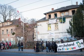 Neues Leben für Dresdens Putzi-Villen?