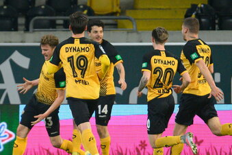 Zu früh gefreut, Dynamo!