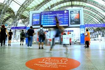 Dresdner S-Bahnen werden bestreikt