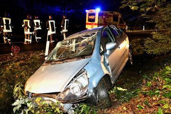 18-Jährige bei Unfall schwer verletzt
