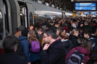 So große Probleme hat die Deutsche Bahn