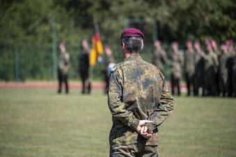 Streit um früheren KSK-Offizieren eskaliert