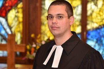 Ein Pfarrer auf Erkundungstour