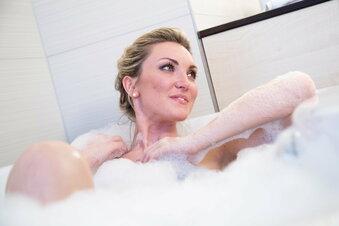 Gut für die Gesundheit: So baden Sie richtig