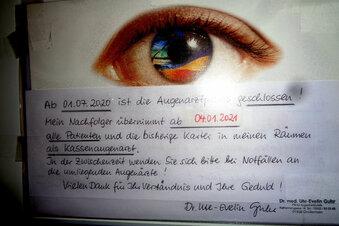 Neuer Augenarzt für Großenhain in Sicht