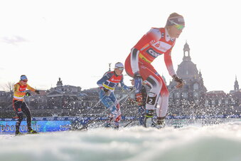 Hitzige Debatte um Dresdner Ski-Weltcup