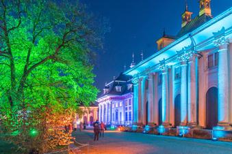 Pillnitz: Park wird wieder Christmas Garden