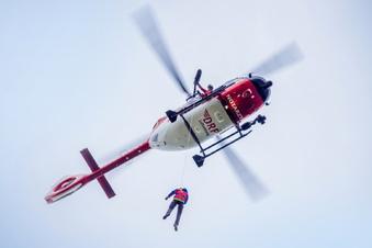 Neuer Hubschrauber für Bautzener Luftrettung