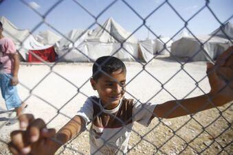 Hoffnung für Syrer in Flüchtlingscamps