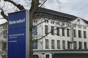 Umsatzeinbußen bei Beiersdorf