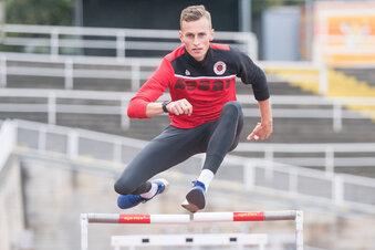 Für Olympia: Hindernis-Ass wird Sportsoldat
