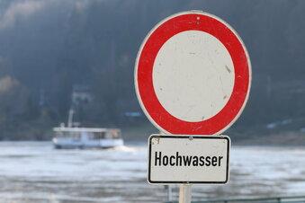 Die aktuelle Hochwasser-Lage in Sachsen