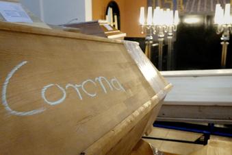 Corona: Einsamer Tod in der Klinik