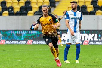Dynamo gewinnt Ost-Duell gegen Magdeburg