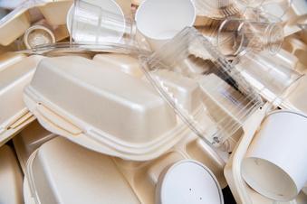 EU-Verbot von Plastikartikeln in Kraft