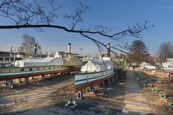 Die Laubegaster Werft ist verkauft