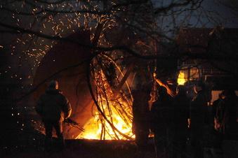 Herbstfest am Feuer im Kollwitz-Haus