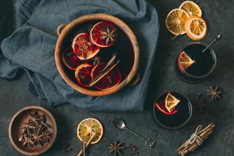 Heiße Rezepte zur kalten Jahreszeit