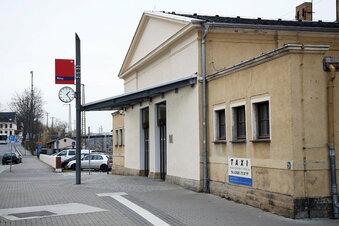Schwierige Mietersuche für Riesas Bahnhof