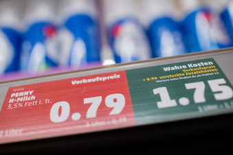 Wege weg von zu billigen Lebensmitteln