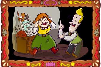 Der falsche Stollen: Die miese Fuckware