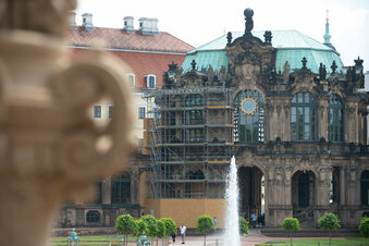 Die nächste Zwinger-Baustelle