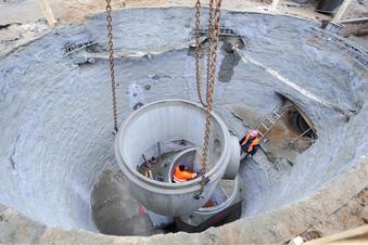 Drohen höhere Abwasserpreise wegen Kanalbaus?