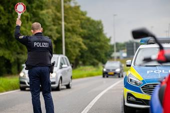 Polizei fasst in Sachsen 45 eingeschleuste Flüchtlinge