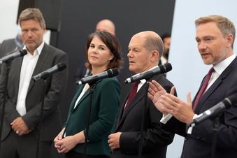 SPD beschließt Aufnahme von Ampel-Gesprächen