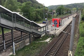 Haltepunkt Freital soll Aufzug bekommen