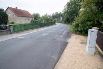 Straßenbau im Nieskyer Ortsteil See geht weiter