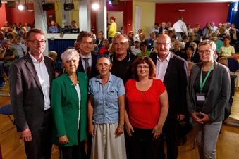 Spannendes Wahlforum in Freital