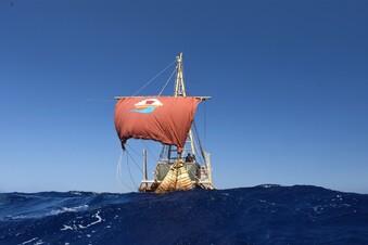 Sächsisches Schilfboot erreicht Türkei